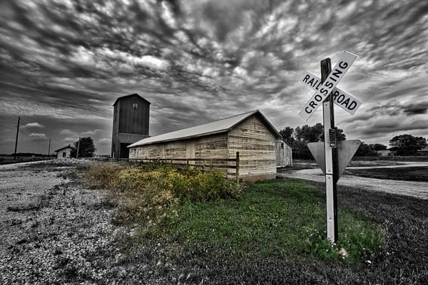 Amana Crossing Photography Art | Robert Jones Photography