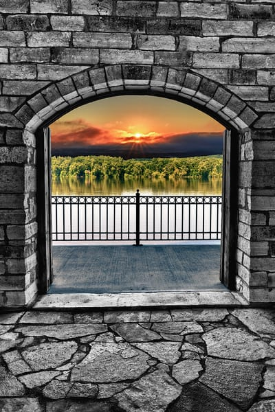 Mississippi Gate Photography Art | Robert Jones Photography
