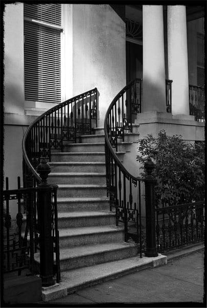 Savannah Stairs No. I