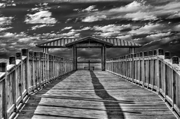 St. Mary's Pier Photography Art | Robert Jones Photography