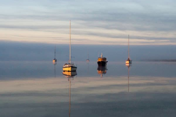 Sailboats No. Ii Photography Art | Robert Jones Photography
