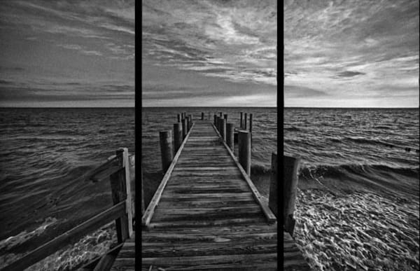 Pier One   Trip Tych Photography Art | Robert Jones Photography