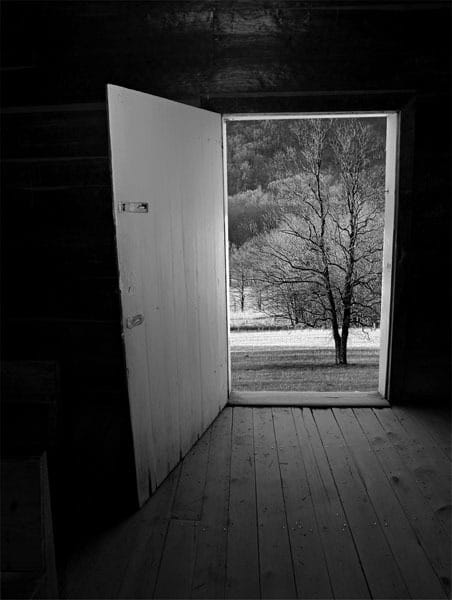 Cades Cove Door No. II