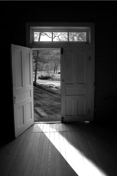 Cades Cove Door No. I