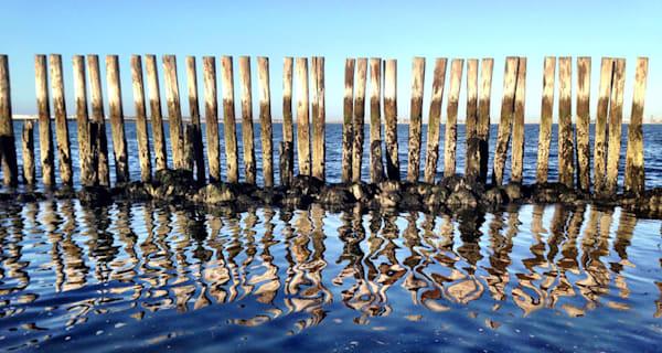 boston harbor reflections
