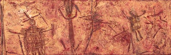 Dance of the Spirits, Margaret Baucom