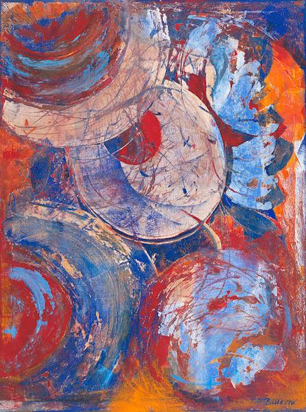 Circles of Life, Margaret Baucom