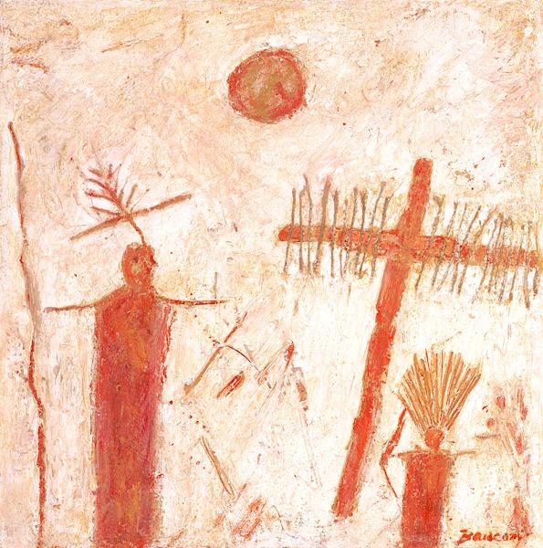 Shaman, Margaret Baucom