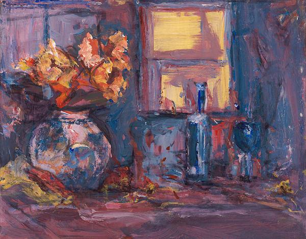 Still Life, Margaret Baucom