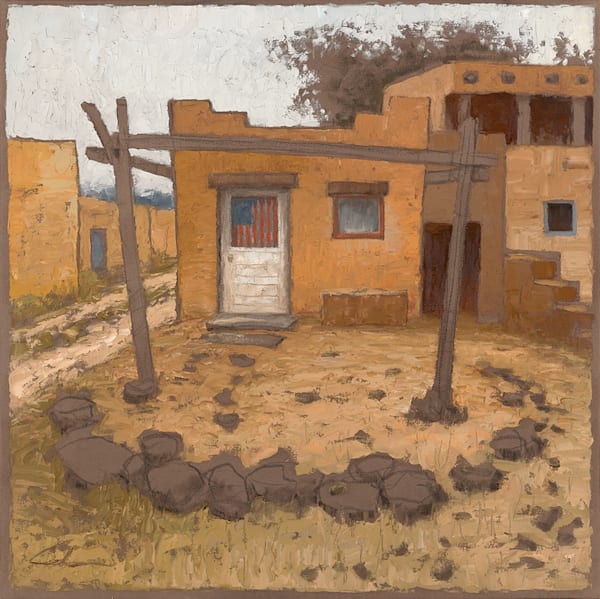 Taos Pueblo Art | Fine Art New Mexico