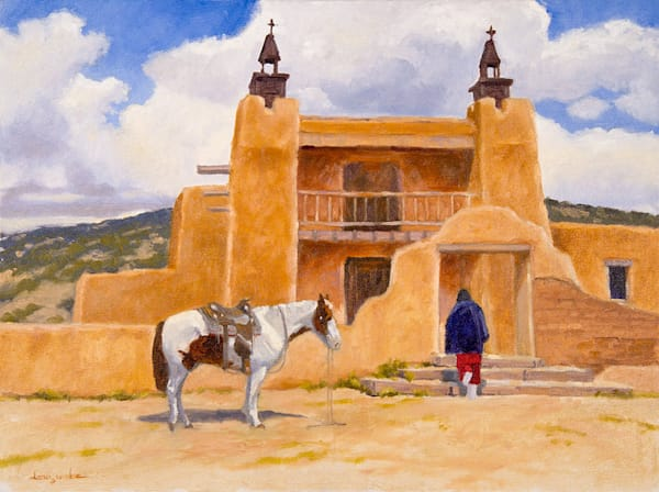 Noon Prayer Art | Fine Art New Mexico