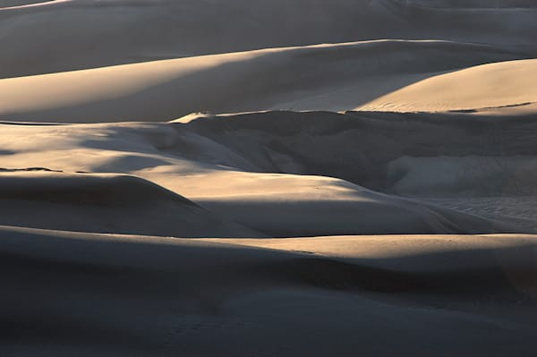 Great Sand Dunes Shadows 2