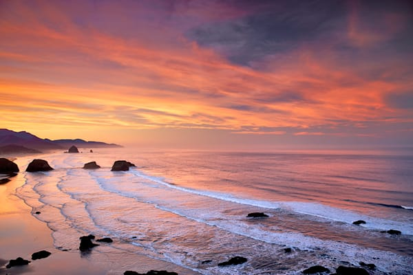 Cannon Beach Sunrise Art | Fine Art New Mexico