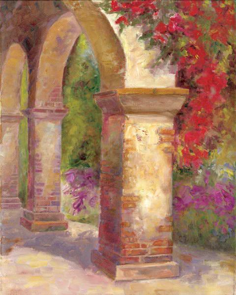 Pillar Adorned
