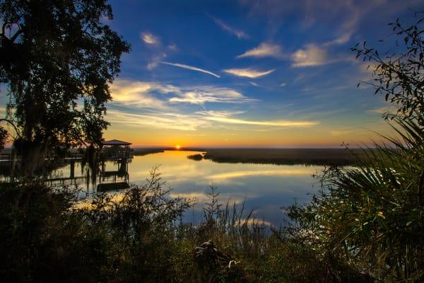Sunrise at Yellow Bluff 2