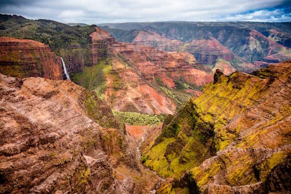 Hawaii Photography | Waimea Canyon by Shane Myers