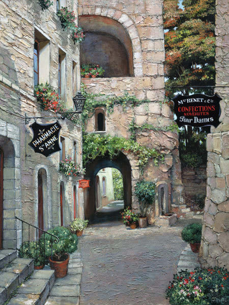 Italian Country Village II