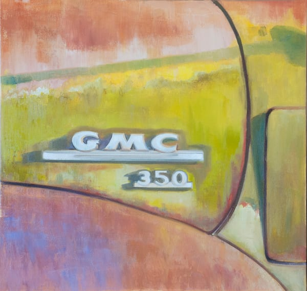 Closeup GMC