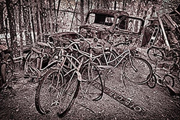 Bikes Photography Art | Robert Jones Photography