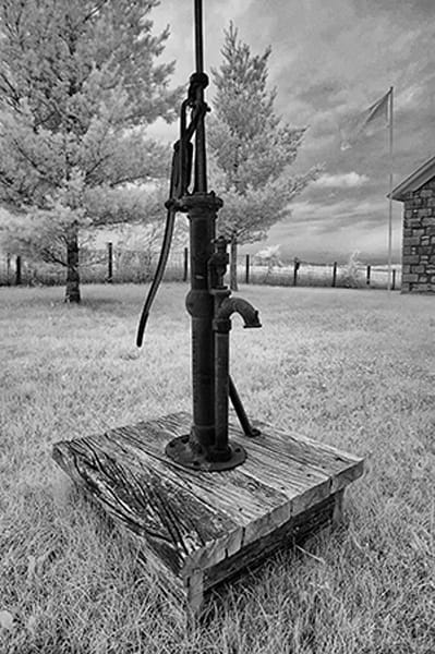 Water Pump Photography Art | Robert Jones Photography
