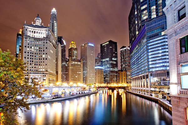 Chicago River Photography Art | Zakem Art LLC