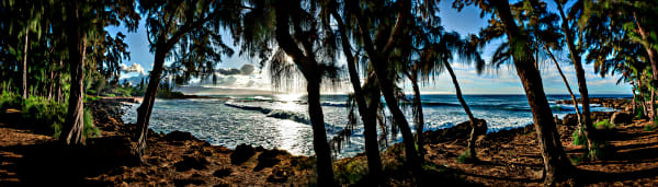 Hawaii Photography  |  Three Tables Surf by Douglas Page