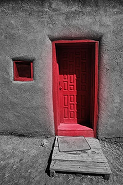 Red Door Photography Art | Robert Jones Photography