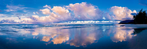 Hawaii Photography  |  Hawaii Reflections Panorama by Douglas Page