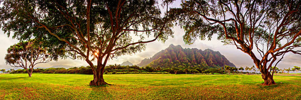 Hawaii Photography  |  Kualoa Park by Douglas Page
