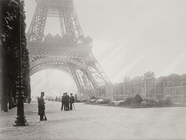Vintage Paris III