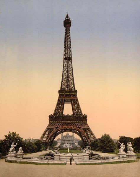 Vintage Paris IX