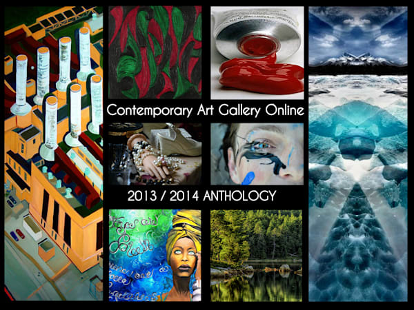 Contemporary Art Gallery Annual Anthology 2013/2014