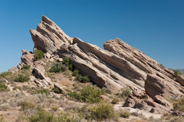 Vasquez Rocks, Agua Dulce, California
