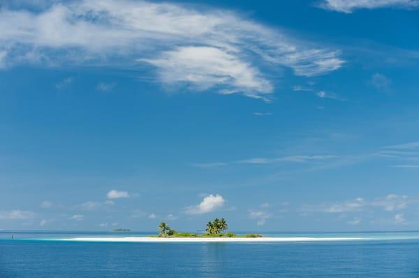 Tropical Island, Huvadhoo Atoll, Maldives