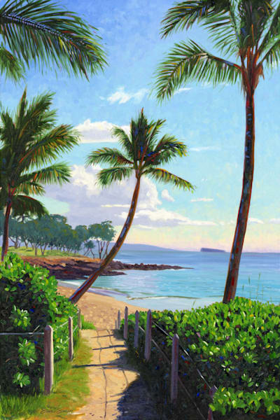 Beach at the Maui Prince Hotel Makena