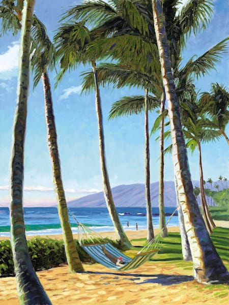 Maui Paintings by Steve Simon