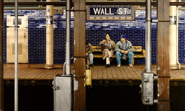 Uptown Platform Wall Street