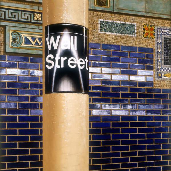 Wall Street Pillar