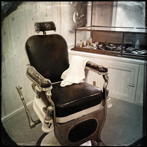 Dental Chair, Little Snake River Museum