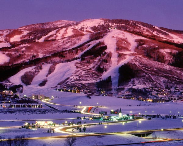 Mount Werner Evening Art | photographicsart