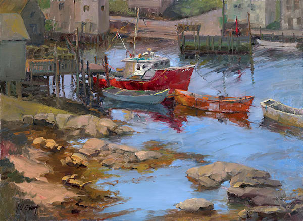 Peggys Cove, Joe Anna Arnett