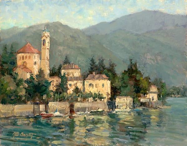 Tremezio On Como, Joe Anna Arnett