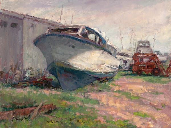 Dry Dock Cow Harbor, Joe Anna Arnett