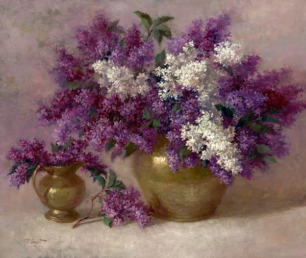 Lilacs, Joe Anna Arnett