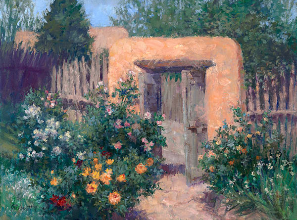 Garden Gate, Joe Anna Arnett