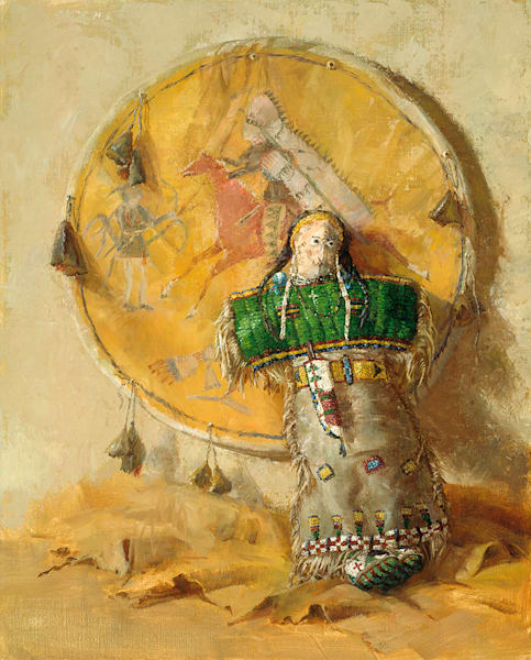 Sioux Doll, Joe Anna Arnett