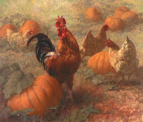 In The Pumpkin, Joe Anna Arnett