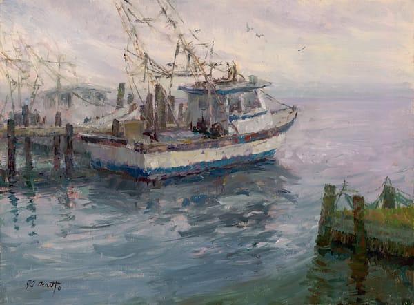 Waiting for the Tide, Joe Anna Arnett