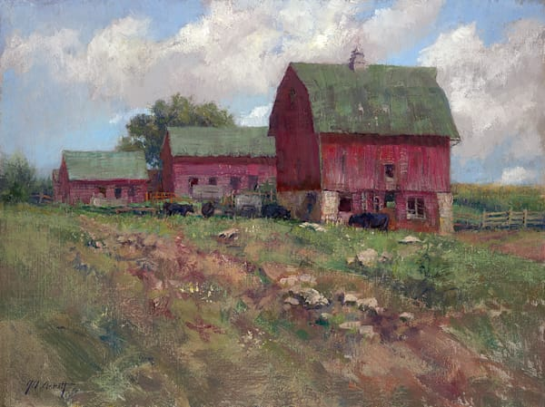 Run Farm, Joe Anna Arnett