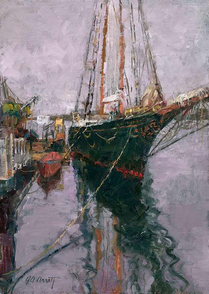 Pride of Glouster, Joe Anna Arnett
